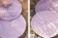 Crochet Beach Seat [FREE Crochet Pattern] | thecrochetfox.com