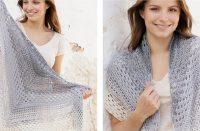 Calm Shores Crochet Shawl [FREE Crochet Pattern]   thecrochetfox.com