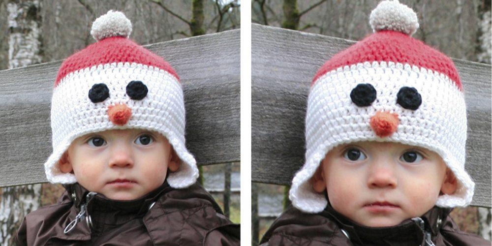 Carrot Nose Cutie Hat [FREE Crochet Pattern]   thecrochetfox.com