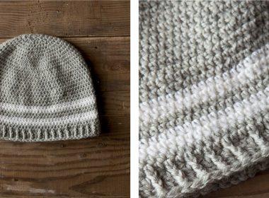 Cozy Benefaction Crochet Hat [FREE Crochet Pattern] | thecrochetfox.com