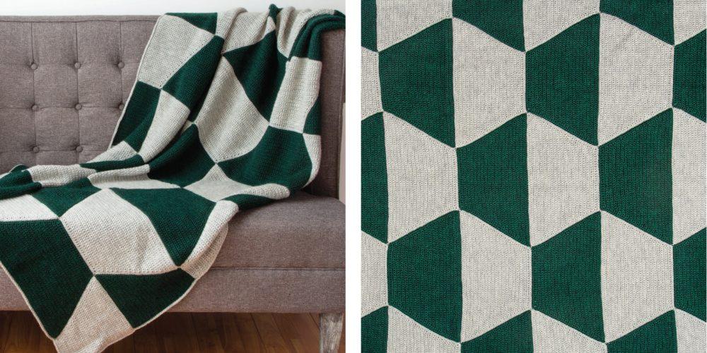 Elegant Anfora Crochet Blanket [FREE Crochet Pattern]   thecrochetfox.com