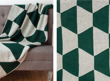 Elegant Anfora Crochet Blanket [FREE Crochet Pattern] | thecrochetfox.com