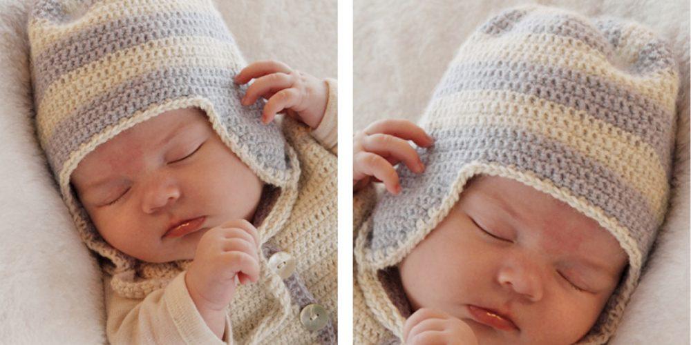Heartthrob Crochet Hat [FREE Crochet Pattern]   thecrochetfox.com