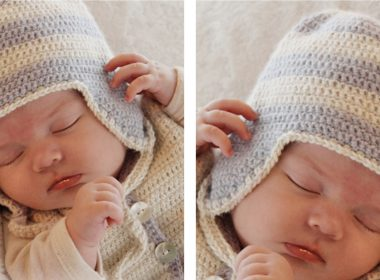 Heartthrob Crochet Hat [FREE Crochet Pattern] | thecrochetfox.com
