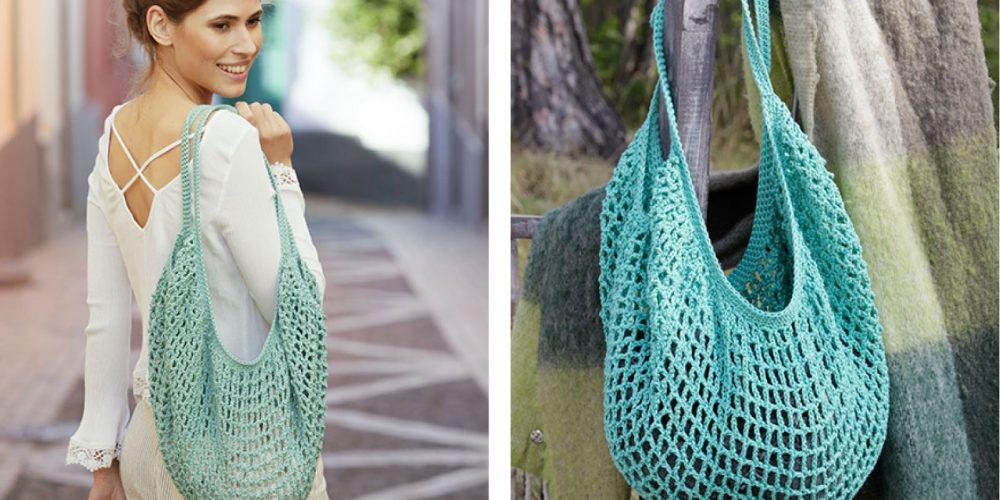 Hedera Crochet Tote Bag [FREE Crochet Pattern]   thecrochetfox.com