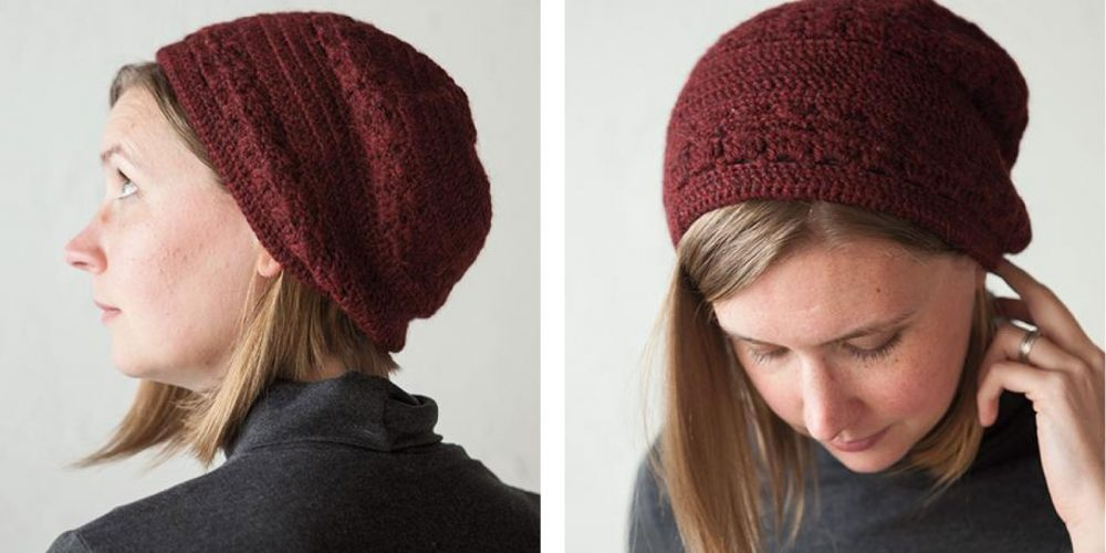 Crochet Hyde Park Hat [FREE Crochet Pattern]   thecrochetfox.com