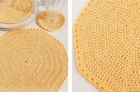 Lunch in the Sun [FREE Crochet Pattern] | thecrochetfox.com