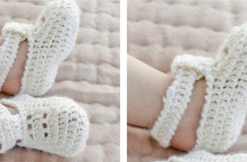 My Sweetie Slippers [FREE Crochet Pattern] | thecrochetfox.com