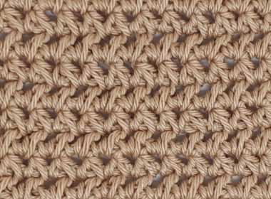 Paired Half-Double Stitch [FREE Crochet Stitch Pattern] | thecrochetfox.com