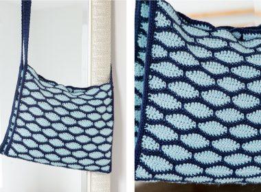 Perfect Match Crochet Tote [FREE Crochet Pattern] | thecrochetfox.com