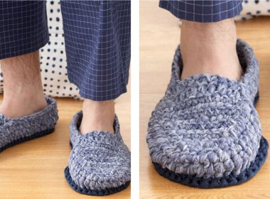 Phentex Crochet Loafers [FREE Crochet Pattern]   thecrochetfox.com