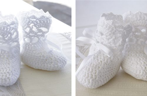 So Charming Baby Socks [FREE Crochet Pattern]   thecrochetfox.com