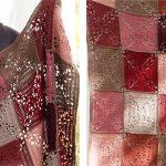 Sun Baked Tiles Crochet Blanket [FREE Crochet Pattern]