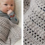 Big Dreams Crocheted Baby Blanket [FREE Crochet Pattern]