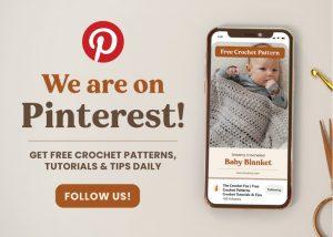 Find Us on Pinterest | The Crochet Fox