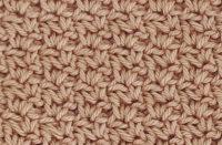Wattle Stitch [FREE Crochet Stitch Pattern]   thecrochetfox.com