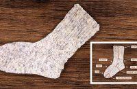 Crochet Socks: 5 Tips for Crocheting the Perfect Pair of Socks | thecrochetfox.com