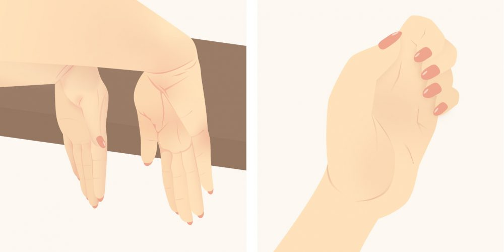 Staying Healthy: Hand Exercises for Crocheters | thecrochetfox.com
